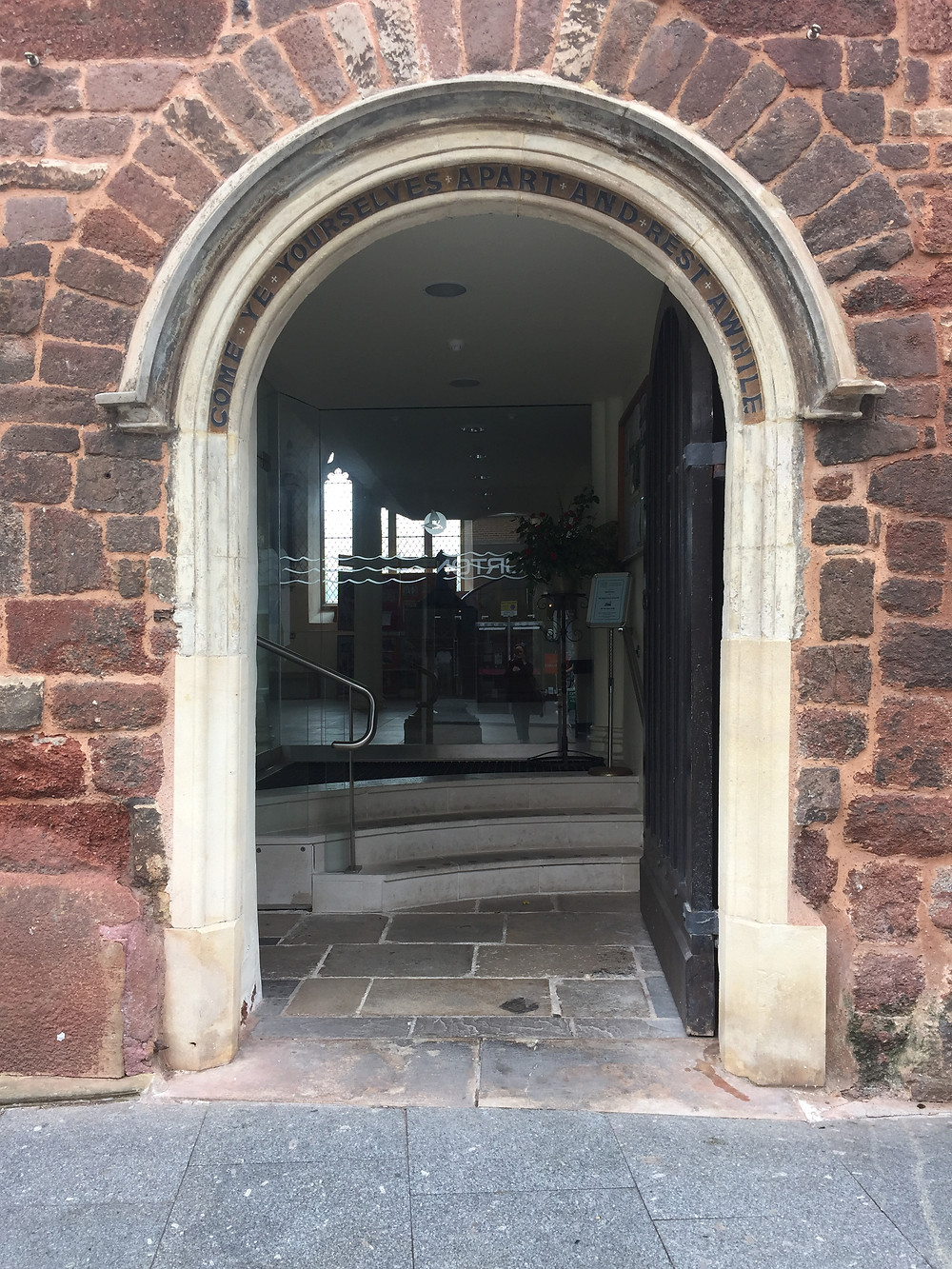 Re-Boot at St Stephens Church, Exeter