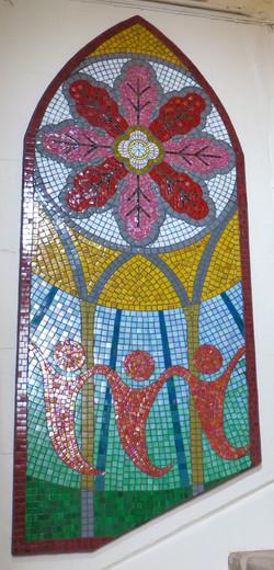 Strand Centre and Church Mosaic