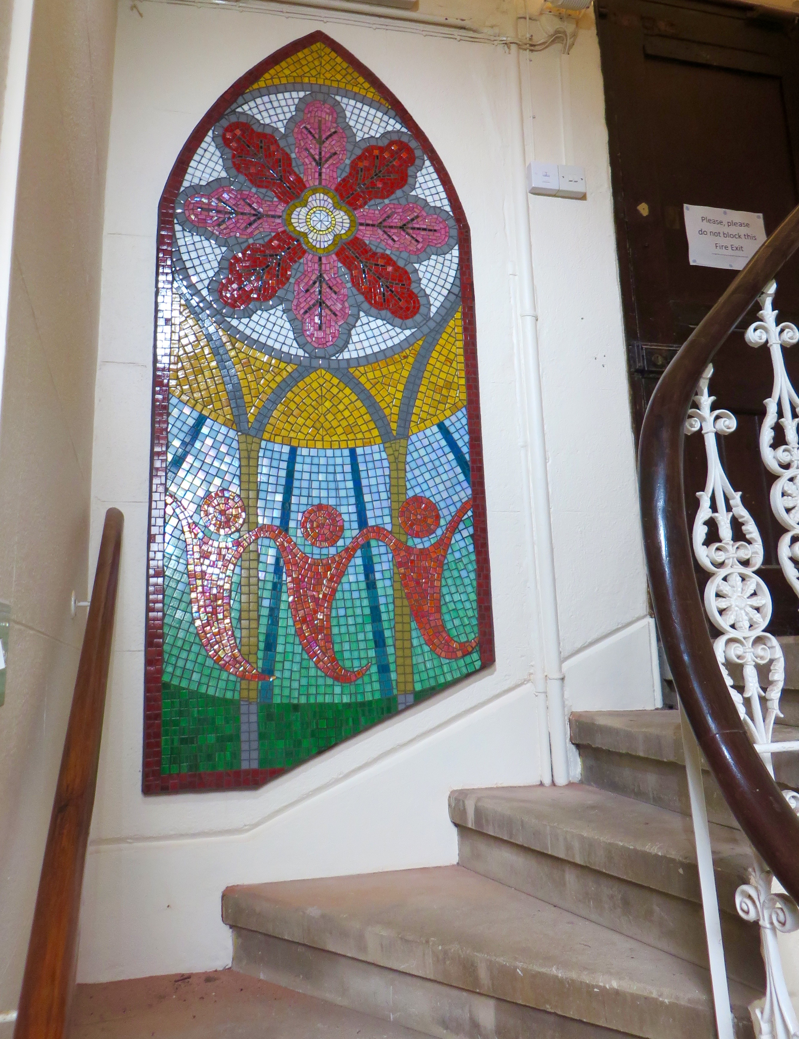 Strand Centre and Church Mosaic