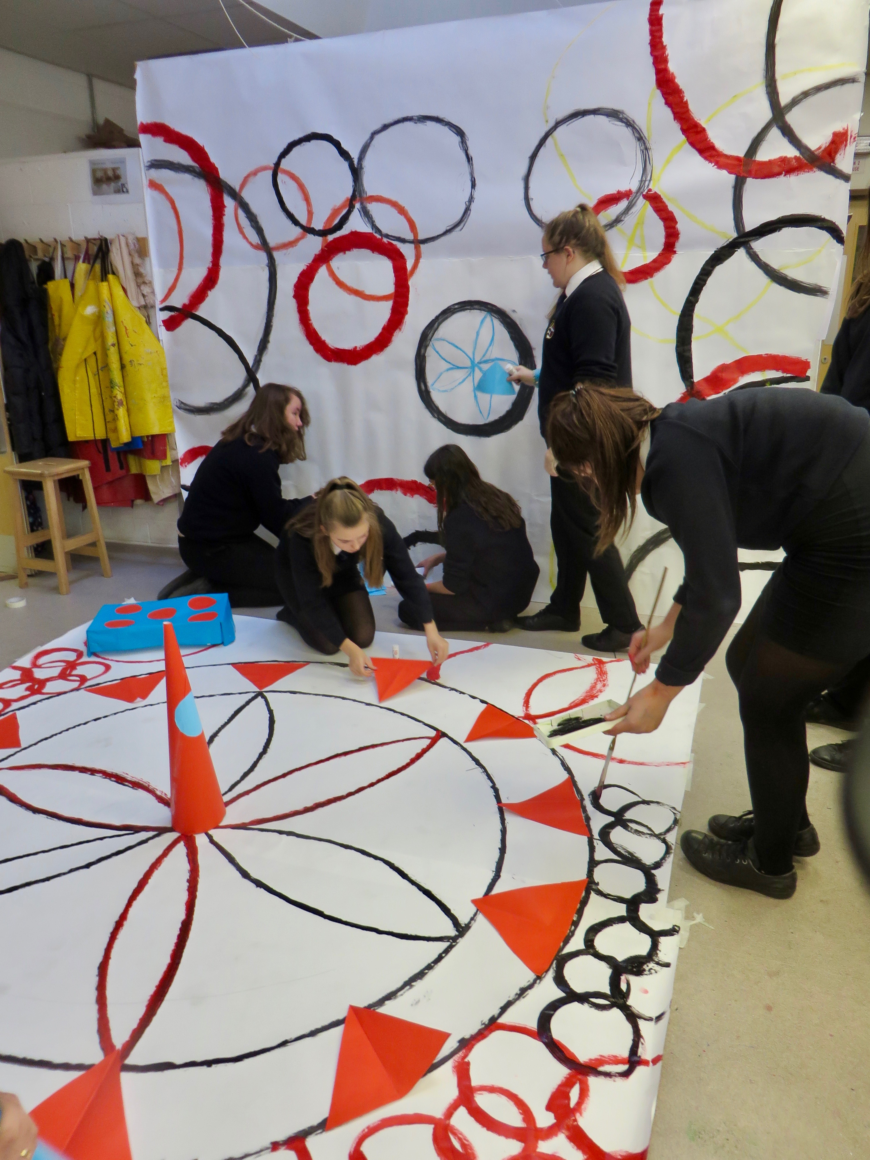 Immersive Pattern Drawing Workshop
