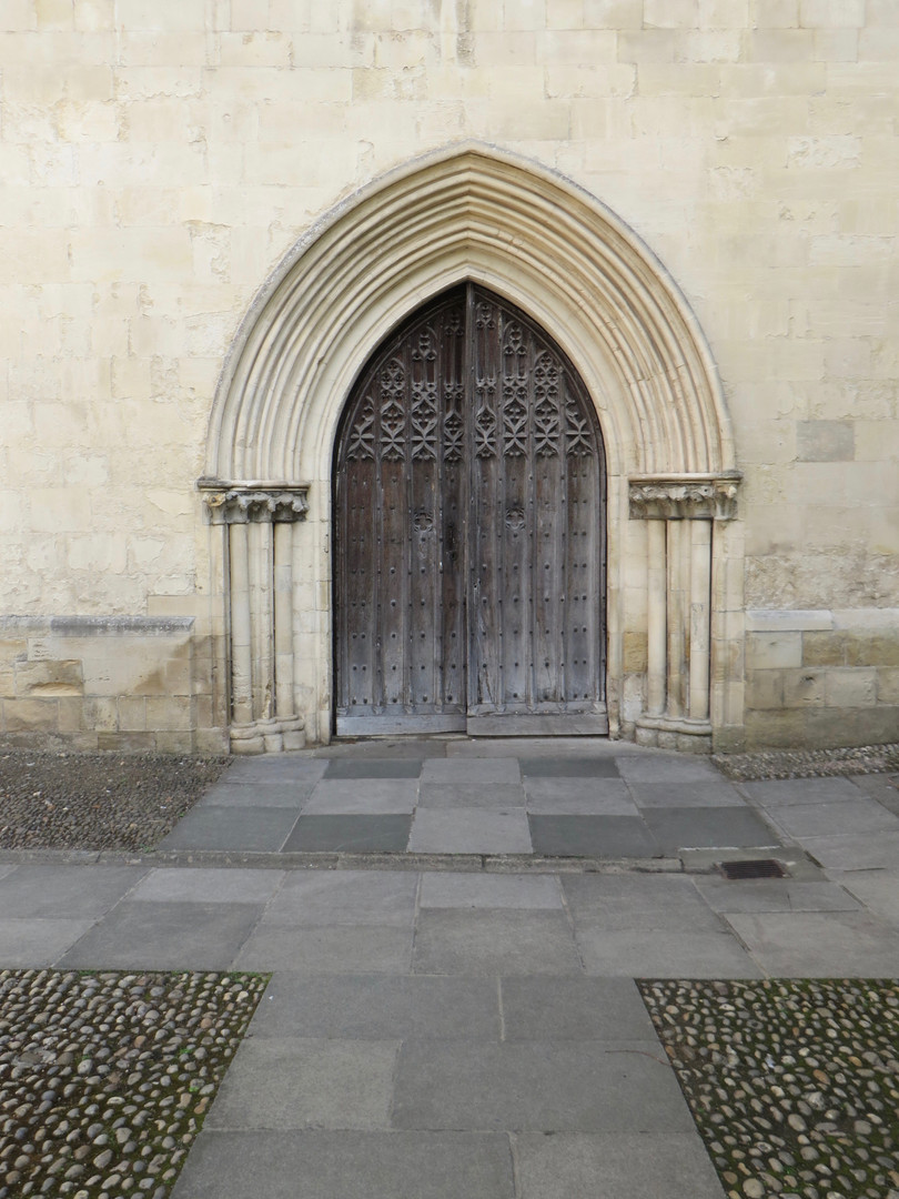 Re-Boot at Exeter Cathedral