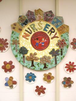 Tufnell Park Primary Nursery Mosaic