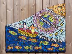 Respect, Community, Friendship