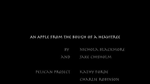 An Apple from the bough of a Heavitree by Nichola Blackmore & Jake Chisholm