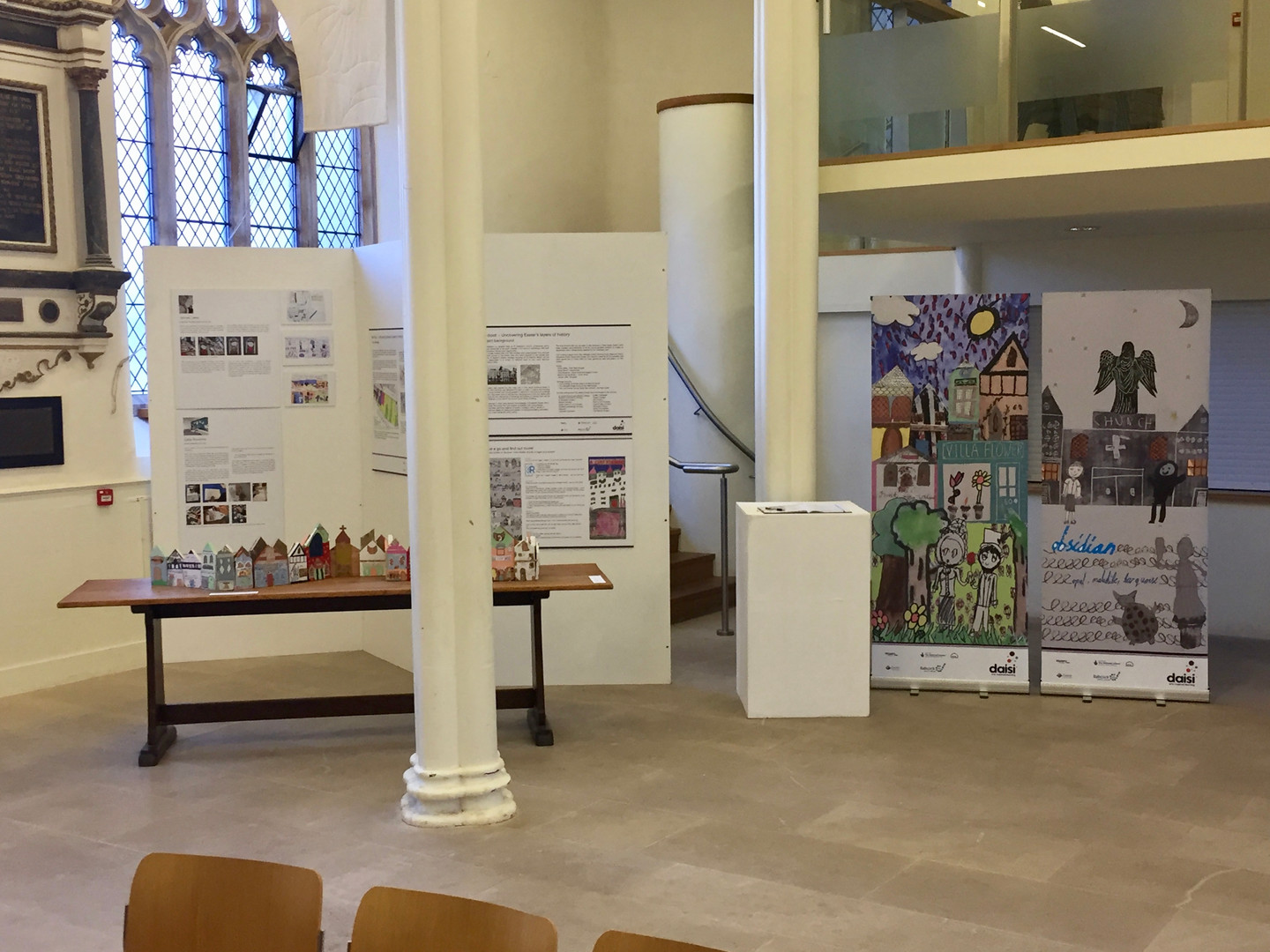 'Re-Boot' Exhibition at St Stephens Church
