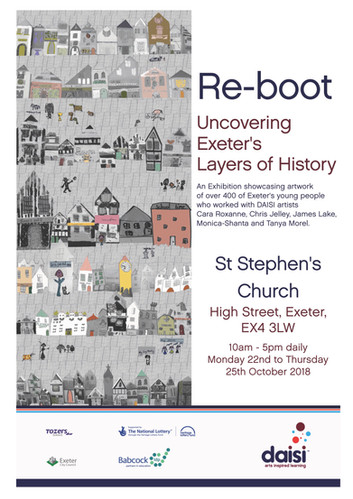 Re-Boot Exhibition