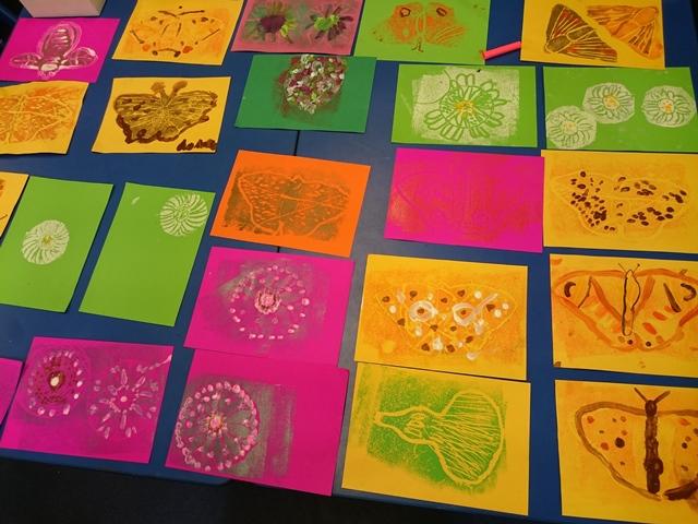 Primary Workshop Prints