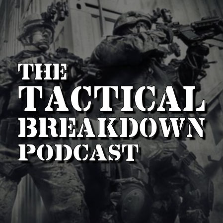 The Tactica Breakdown Podcast LOGO