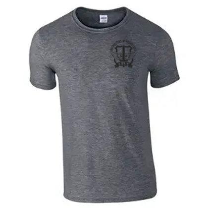 IRT Subdued Logo T-shirt - Heather Grey