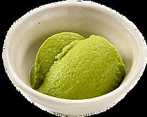 デザート:抹茶プリン:西尾の抹茶100%の濃厚プリン.png