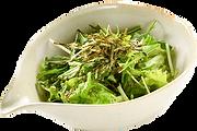 おつまみサラダ:チョレギサラダ:特製塩ドレッシングは美味しい韓国風サラ
