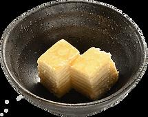 ケーキ・フルーツ:ミルクレープ:生クリームとクレープの層になった上品なケーキ