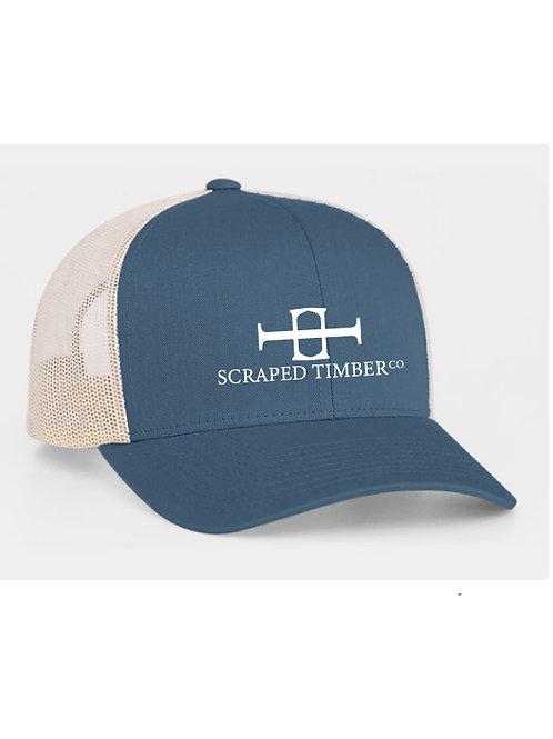 SCRAPED TIMBER CO. SLATE HAT