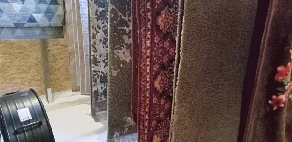сушильная камера для ковров