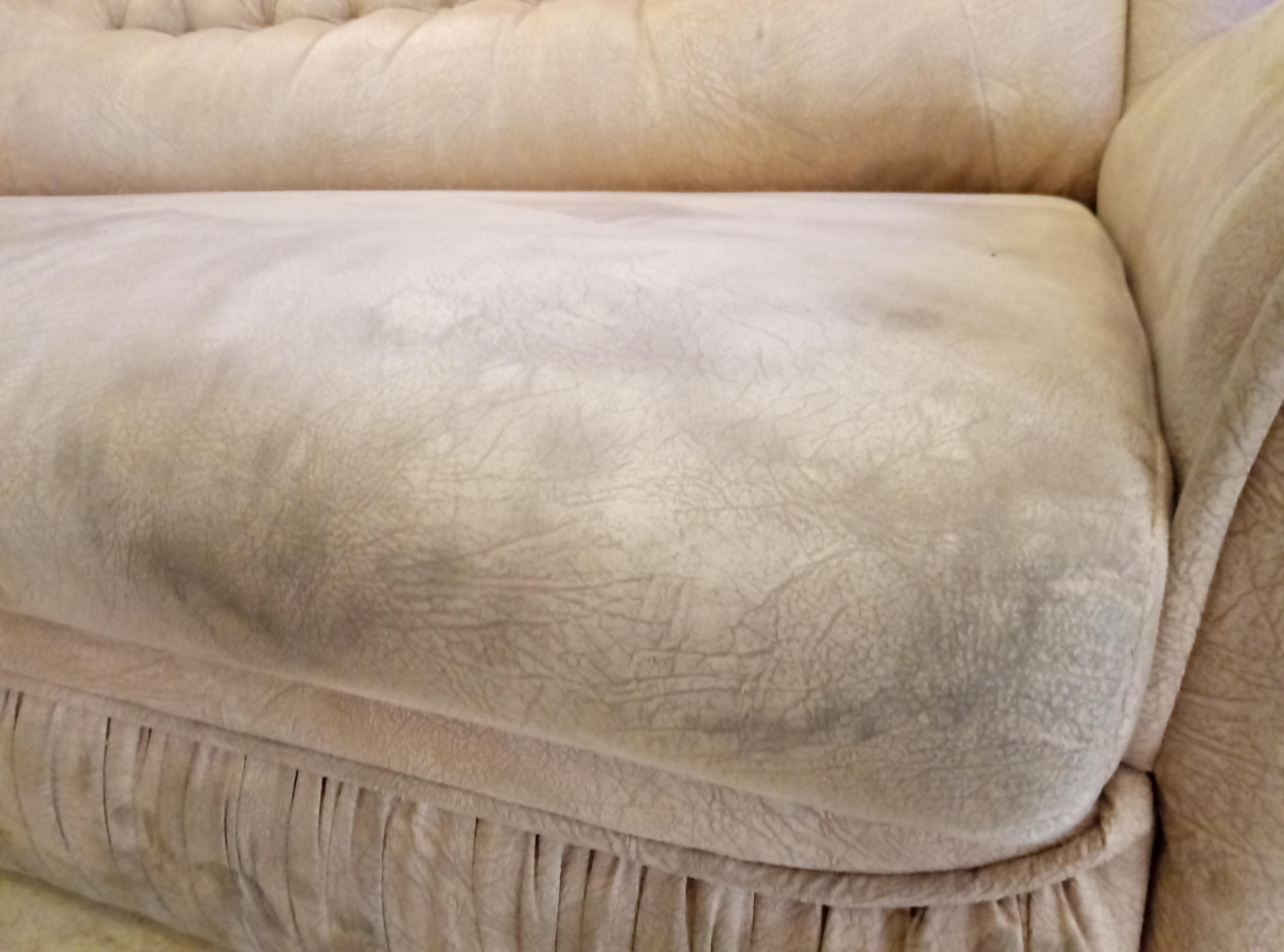 глубокая химчистка дивана