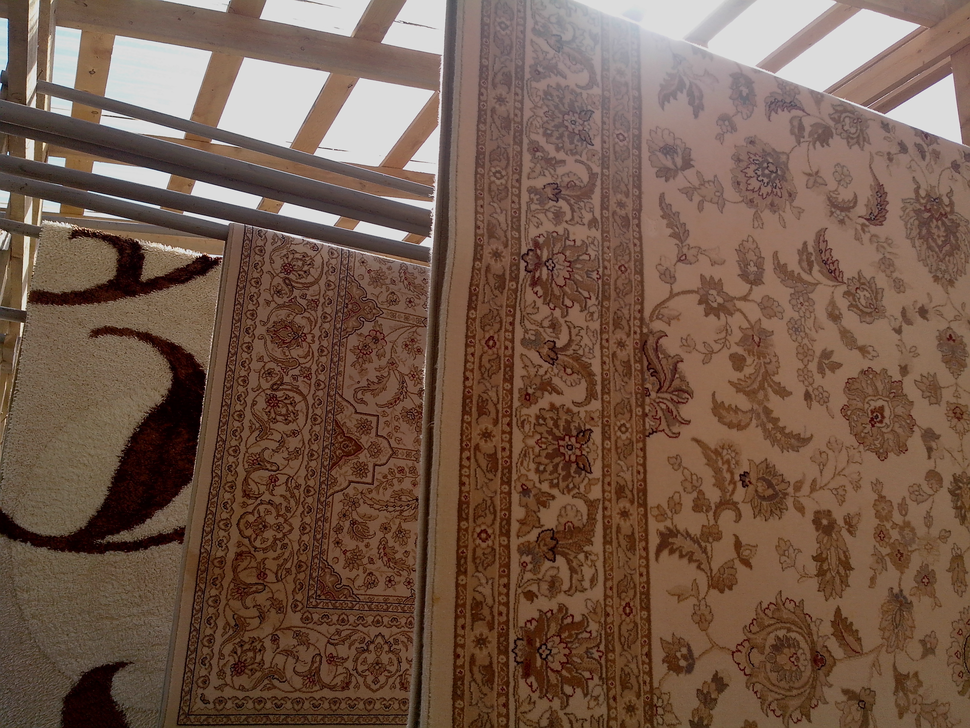 Сушилка ковров