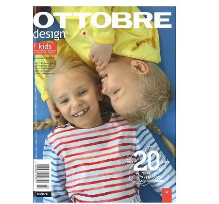 Ottobre Design Kids 3.2020