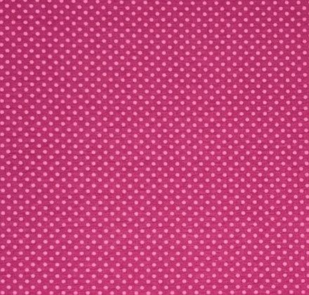 Jersey Dots Pink