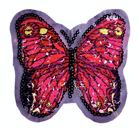 Applikation Butterfly