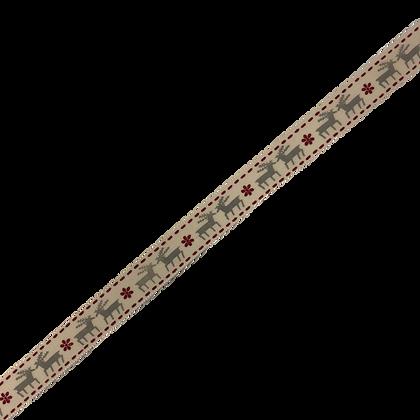 Webband Rentiere 15 mm