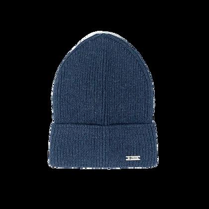 Mütze Schneefall Blau
