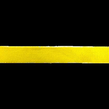 Gurtband 30 mm Gelb