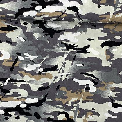 Camouflage Baumwolle