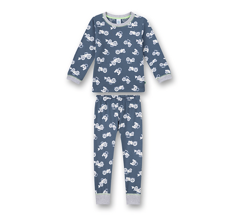 Sanetta Jungen Schlafanzug Bagger
