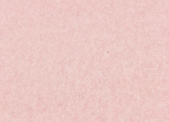 Fleecestoff Organic Rosa