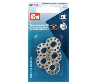 Nähmaschinenspulen KST CB / Prym Nähmaschinen-Spulen für CB Greifer