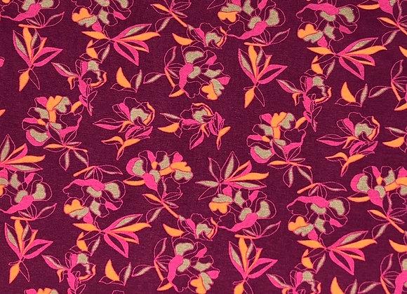 Jersey Autum Flowers Rot