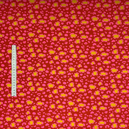 Jersey rot/pink/senf