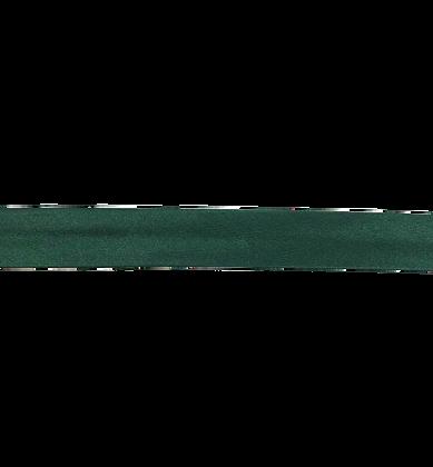 Schrägband 20 mm Satin Tannengrün