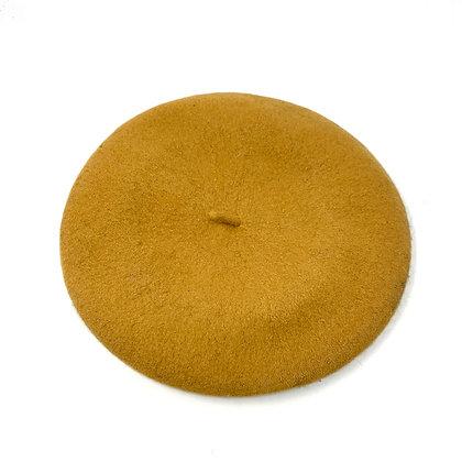 Baskenmütze Curry