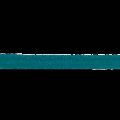 Schrägband 20 mm Petrol