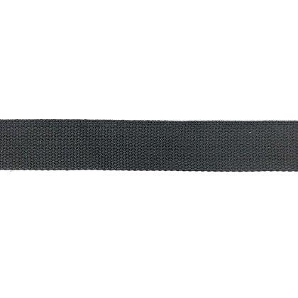 Gurtband 4 cm Anthrazit