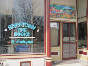 Take a Peak Inside Rivertown Fine Books