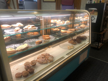 The Local Oven Bakery: Home of the Maple Bacon Donuts!