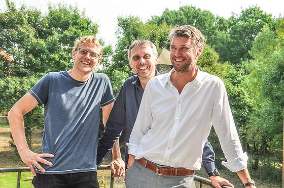 Wolfang,Stephan & Michael Otto