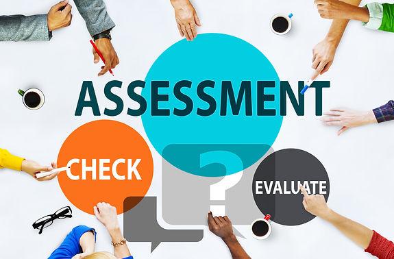 Assessment Calculation Estimate Evaluate