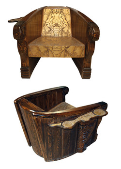 restaurant lounge chair