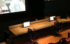 Post Sound Mixing, Rerecording, Audiohead, Ken S Polk, Mixer
