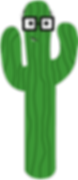 Saguaro Kacti Kids