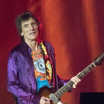 Ron Wood #1 - London 2018