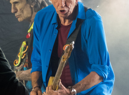 What Goes Into A Rolling Stones Tour (Un-edited)