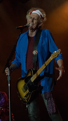 Keith Richards #6 - London 2018