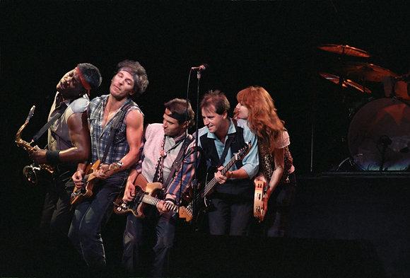 Bruce Springsteen (Group) 1984