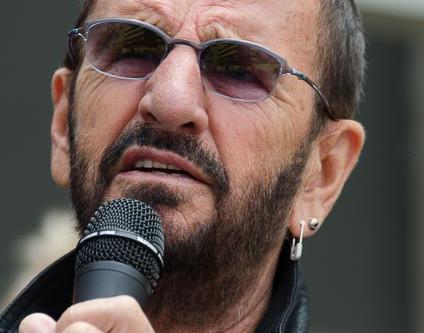 Ringo Starr's Birthday Celebration - 7/7/15