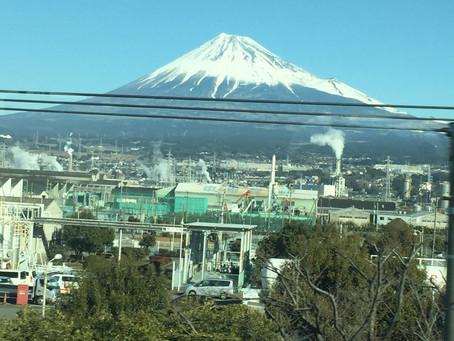 またまた東京へ