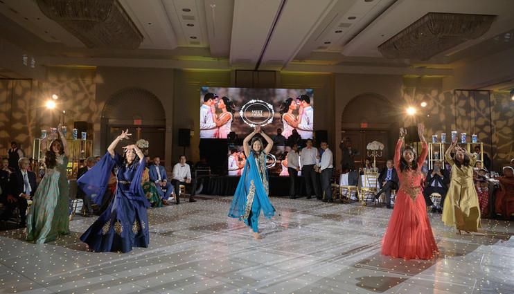 Dance Performances keep everyone engaged